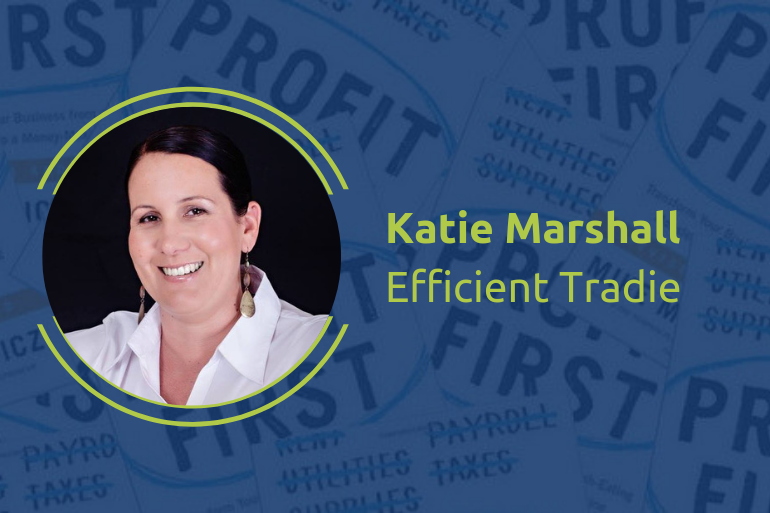Katie Marshall - Efficient Tradie