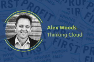 alex woods from thinking cloud