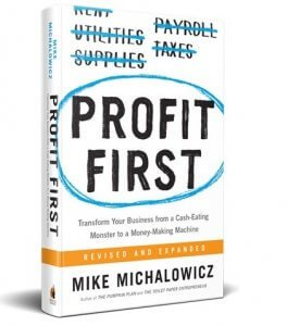 Profit First Book Australia